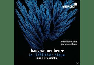 Pieper/Löschmann/Mittmann/Ensemble Horizonte/+ - Kammermusik 1958/Apollo et Hyazinthus/Canzona  - (CD)