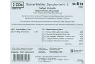 Tom T. Hall, Kubelik, Brf, Tölzer Kch, R./Sobr/Tölzer Knabenchor Kubelik - Sinfonie 3 D-Moll [CD]