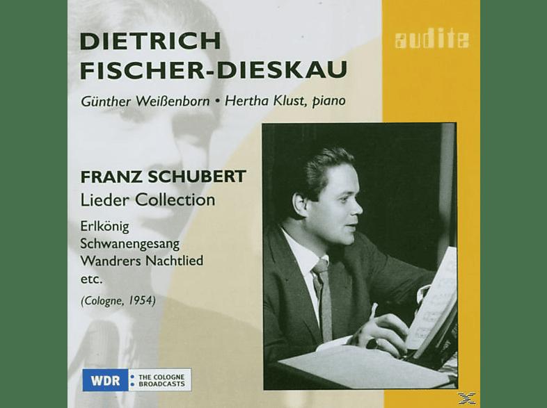 Hilde Zadek, Fischer-Dieskau,D./Weißenborn,G. - Lieder [CD]