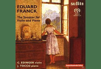 Edinger, Edinger,C./Tocco,J. - Franck,E.:Die Violinsonaten  - (SACD Hybrid)