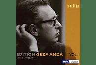 Wolfgang Amadeus Mozart, Anda,G./Krsokeilberth,J./+ - Klavierkonzerte 20-22 & 28 [CD]