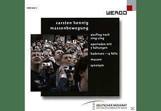O.N.A, Wengler, Luxembourg Sinfonietta, Thürm - Massenbewegung/Ausflug Nach Sing-Sing/+  - (CD)