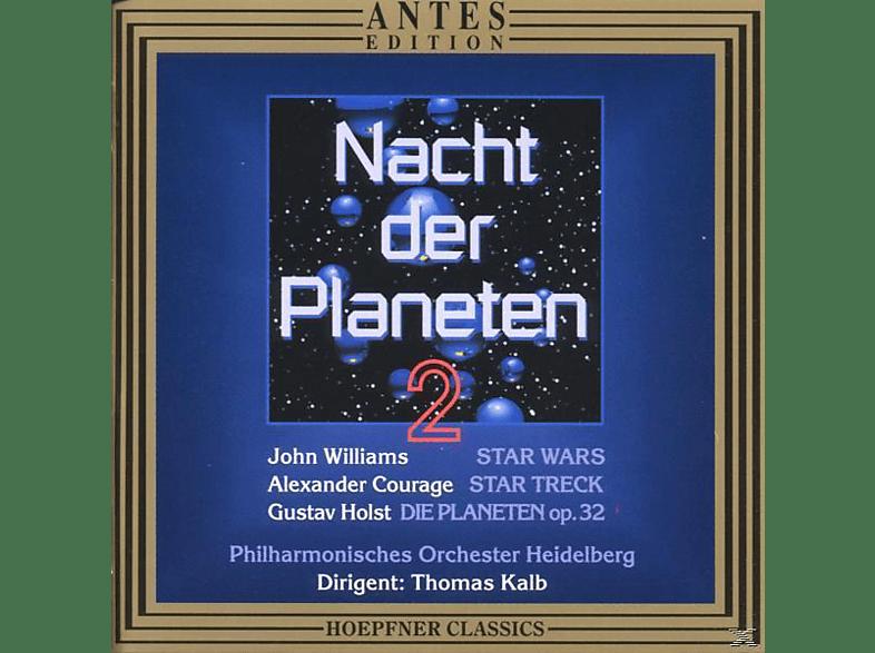 Philharmonisches Orchester Heidelberg - Nacht Der Planeten Vol.2 [CD]