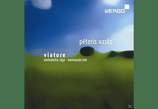 Sinfonietta Riga - Viatore/Musica Adventus/Concerto Per Cor  - (CD)