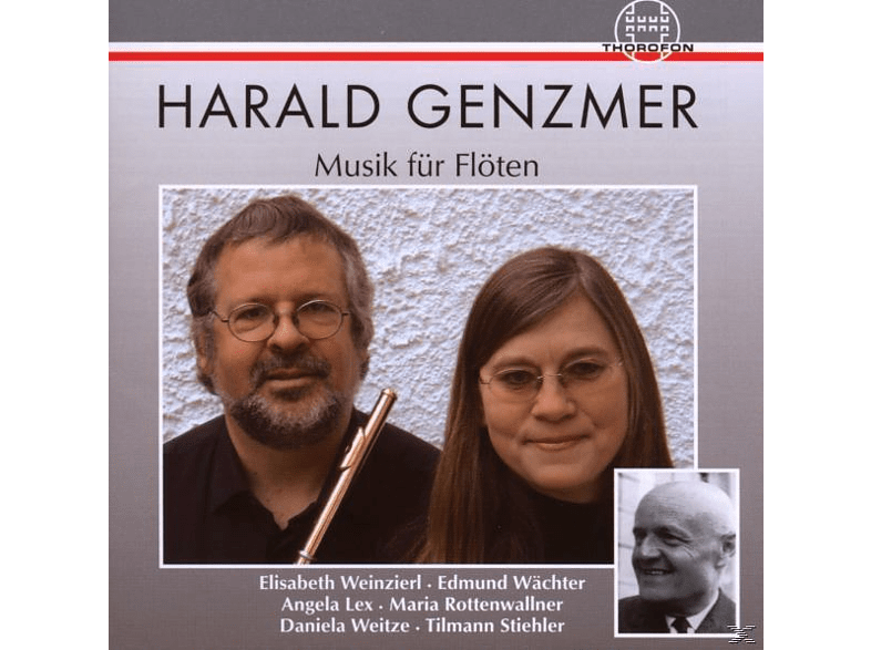 Waechter, Lex, Weinzierl, Stiehler, Rottenwallner, Weitz - Musik für Flöten [CD]
