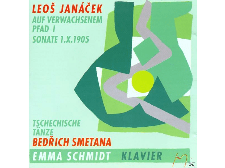 Schmidt Emma - Auf Verwachsenem Pfad/Polkas/+ [CD]