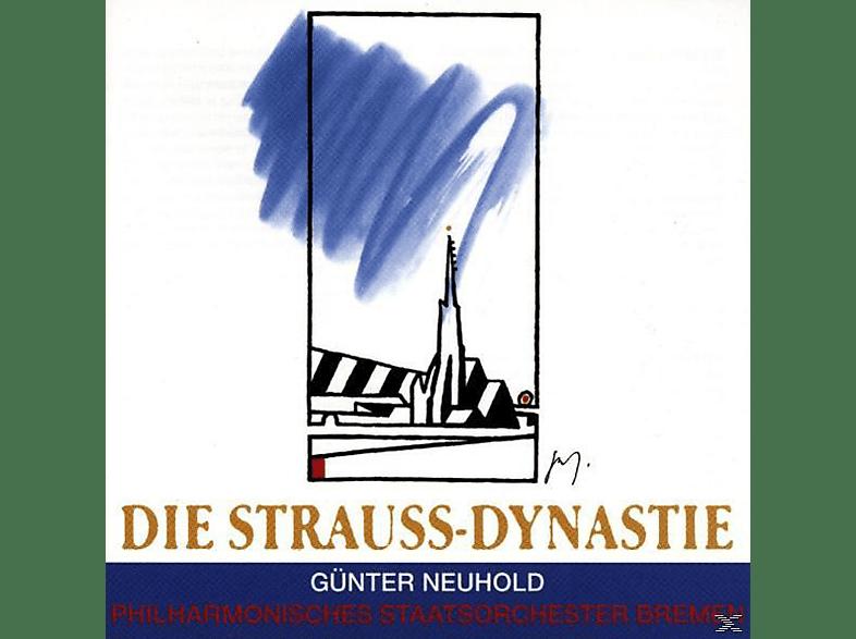 Günter Neuhold, Philh.Staatsorch.Bremen - Strauss Dynastie [CD]