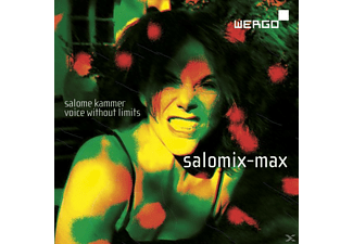 VARIOUS - Salomix-max. Salome Kammer-Voice Without Limits  - (CD)
