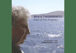 Mikis Theodorakis - East Of The Aegean  - (CD)