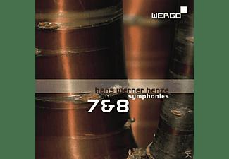 Marek Janowski - Sinfonien 7 & 8  - (CD)