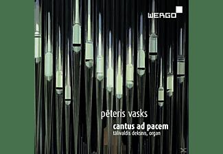 Talivaldis Deksnis - Cantus Ad Pacem-Orgelwerke  - (CD)