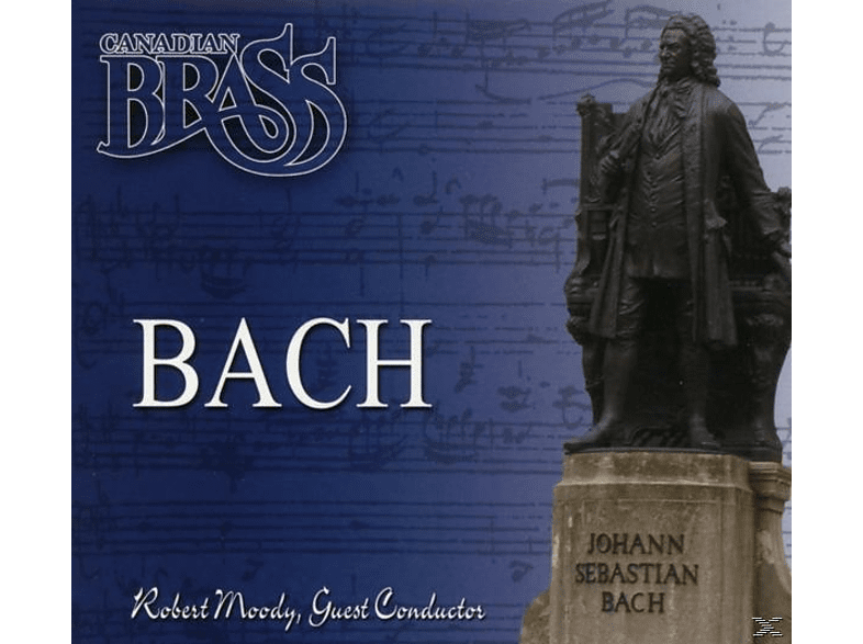 The Canadian Brass - Johann Sebastian Bach [CD]