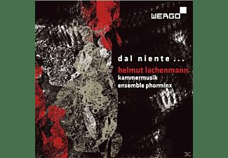 Ensemble Phorminx - Dal Niente-Kammermusik  - (CD)