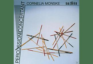 Cornelia Monske - Percussion Concertant  - (CD)