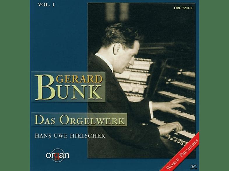 Hans Uwe Hielscher - Das Orgelwerk Vol.1 [CD]