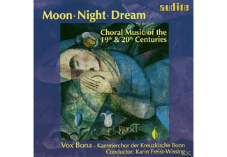 Vox Bona Kammerchor Bonn, K./Vox Bona Freist-wissing - Chormusik Des 20.Jahrhunderts  - (CD)