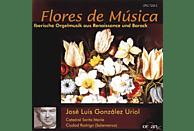 Jose Luis Gonzales Uriol - Flores de Musica [CD]