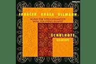 Schulhoff Quartett - Janacek,Krasa,Ullmann: Musik Für Streichquartett - Music For [CD]