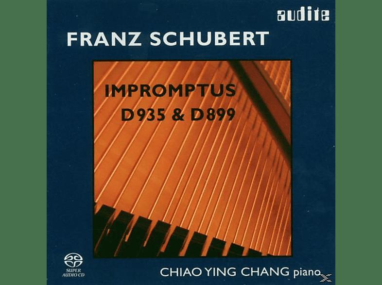 Chiao Ying Chang, Chiaoying Chang - Impromptus D 935 & D 899 [SACD Hybrid]