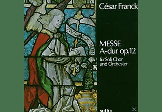Mettre, E./Philh.Schwäbisch-Gmünd Wiens - Messe A-Dur op.12  - (CD)
