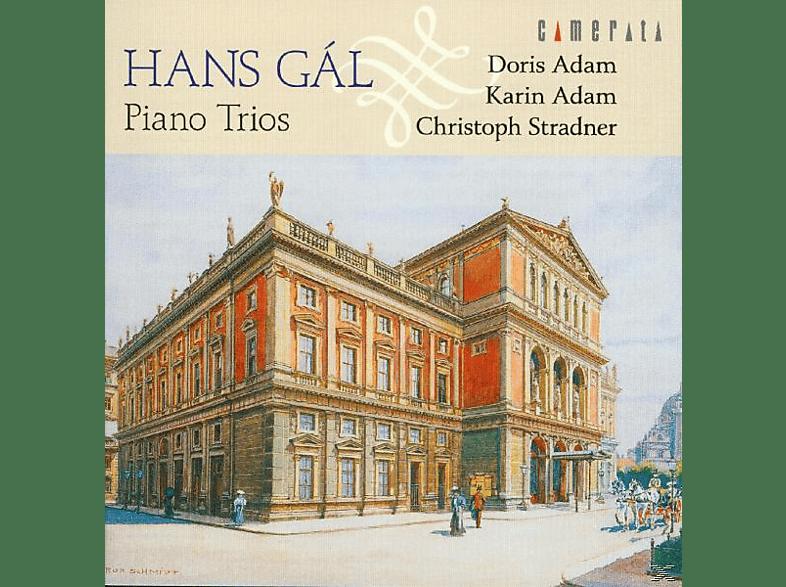 Doris Adam, Karin Adam, Christoph Stradner - Klaviertrios [CD]