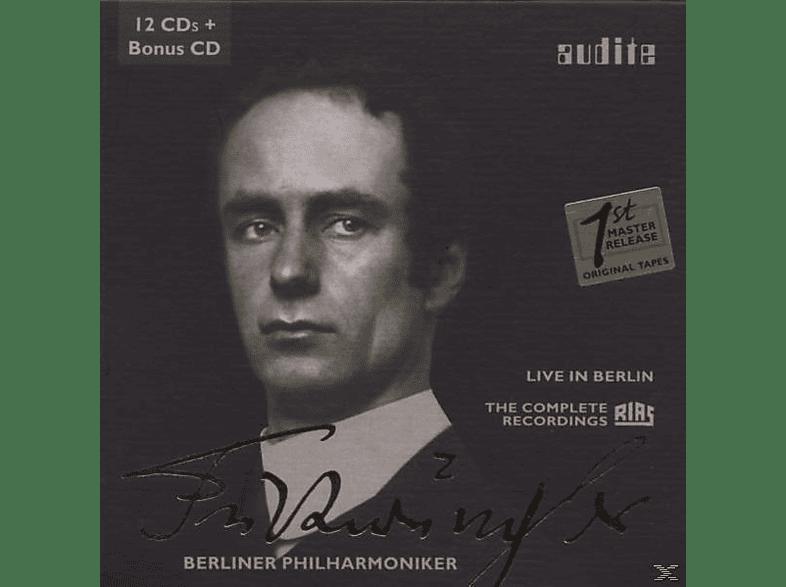 Wilhelm Furtwängler, W. Bp/furtwängler - The Complete Rias Recordings [CD]
