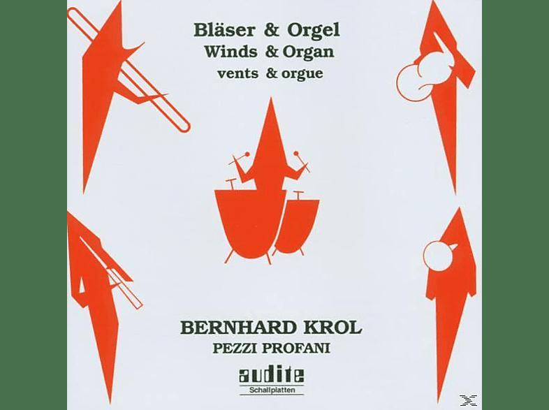 VARIOUS, M./Detmolder Bläsersolisten Höltzel - Pezzi Profani [CD]