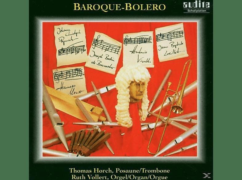 Horch, Vollert, T. Horch - Musik F.Posaune & Orgel [CD]