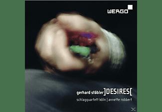 Robbert - Desires/Kybele/Roses/+  - (CD)