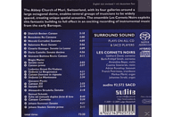 Cornets Noir, Les Cornets Noirs - Echo & Risposta [SACD Hybrid]