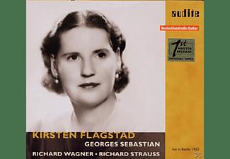 Flagstad Kirsten, Flagstad,K./ODOB/Sebastian,G. - Wesendonck-Lieder/Vier Letzte Lieder  - (CD)