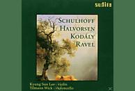LEE,KYUNG SUN & WICK,TILLMANN, K-lee - Werke F.Violine & Cello [CD]