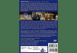 M. Schanze, Matasiek, Mast, Junge Münchner - Astutuli  - (DVD)