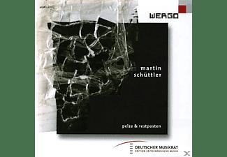 MUSIKFABRIK/ZÖLLNER/MICHEL-DANSAC/WOOD - Pelze & Restposten  - (CD)