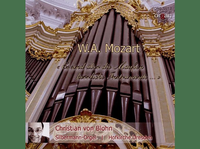 Christian Von Blohn - Mozart und die Orgel [CD]