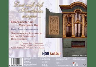 Letzbor - Lasst Uns das Kindlein Wiegen  - (CD)