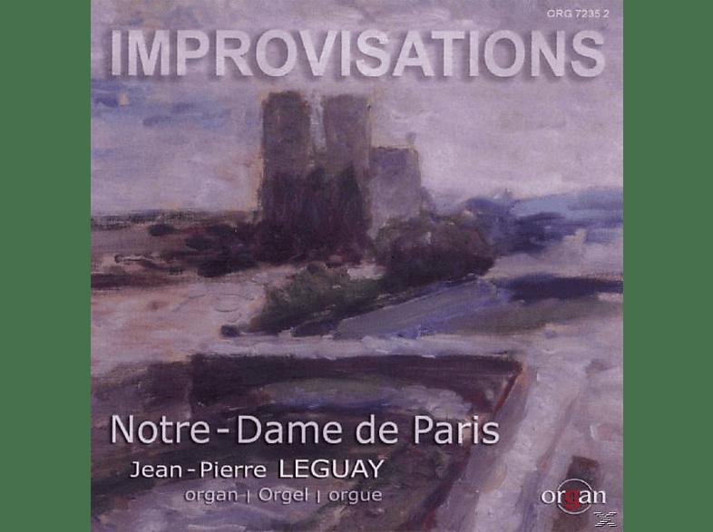 Jean & Pierre Leguay - Improvisations [CD]