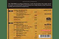 Solomon - Solomon:Beethoven/Schumann/Bach/Chopin/Brahms [CD]