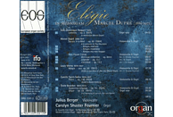 BERGER, JULIUS/SHUSTER FOURNIER, CA, Carolyn Shuster Fournier - Elegie In Memoriam M.Dupre [CD]