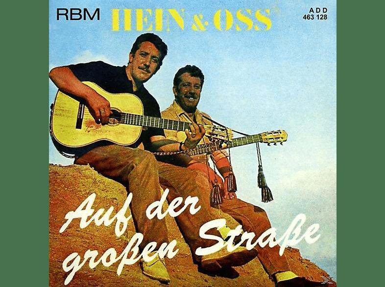 Hein & Oss - Auf Der Grossen Strasse-Fahrtenlieder [CD]