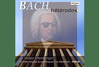 Ellenberger Volker - Bach_hétérodexe [CD]