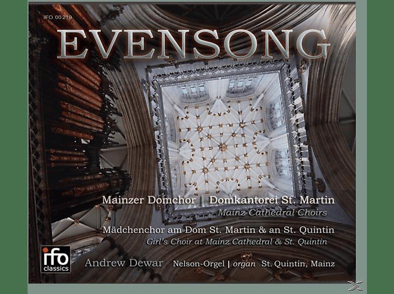 Andrew/mainzer Domchor Dewar - Evensong [CD]