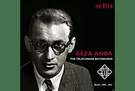 Géza Anda - The Telefunken Recordings-Berlin 1950-1951 [CD]