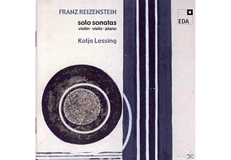 Kolja Lessing - Solosonaten - (CD)