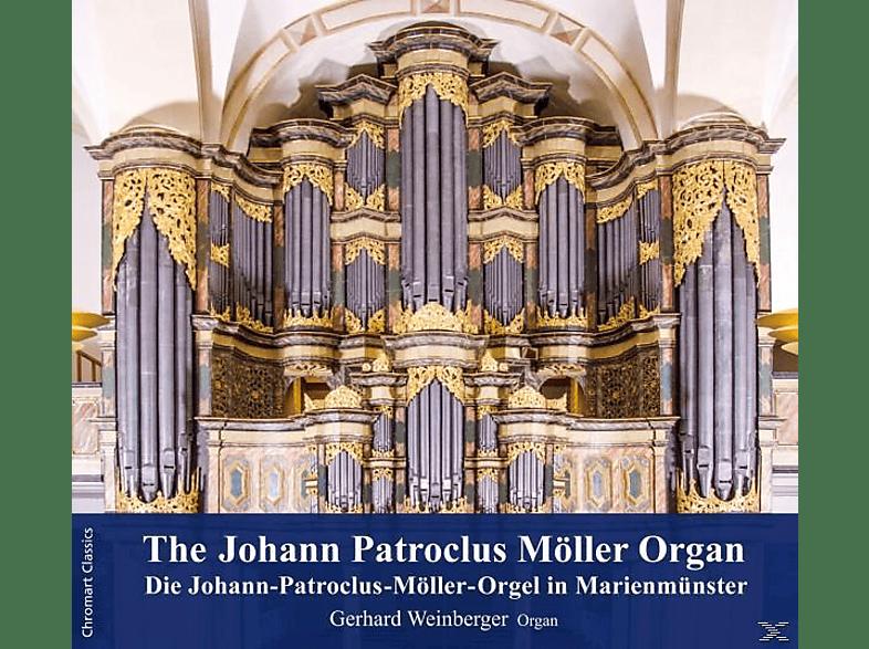 Weinberger Gerhard - Die Johann-Patrocius-Möller-Orgel Marienmünster [CD]