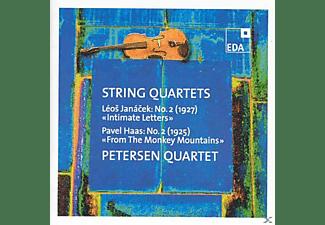 Petersenquartet, Petersen Quartett - Streichquartette  - (CD)
