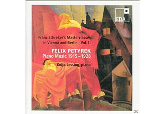 Kolja Lessing - Klaviermusik 1915-1928  - (CD)