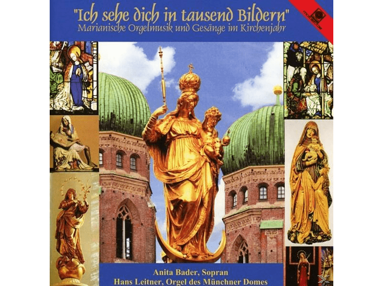 Hans Leitner, Anita Bader - Ich Seh Dich In Tausend Bildern [CD]