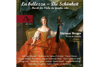 Berger Dietmar - Die Schönheit-Musik für Viola da Gamba solo [CD]