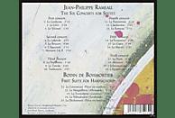 Mireille Lagace, Orchestre De Chambre De Caen - The Six Concerts For Sextet/First Suite For Harpsichord [CD]
